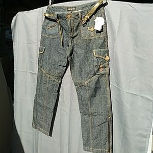 Baby Phat Jeans New with tags size 13